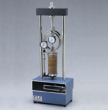 تجهیزات مکانیک خاک - پی فن